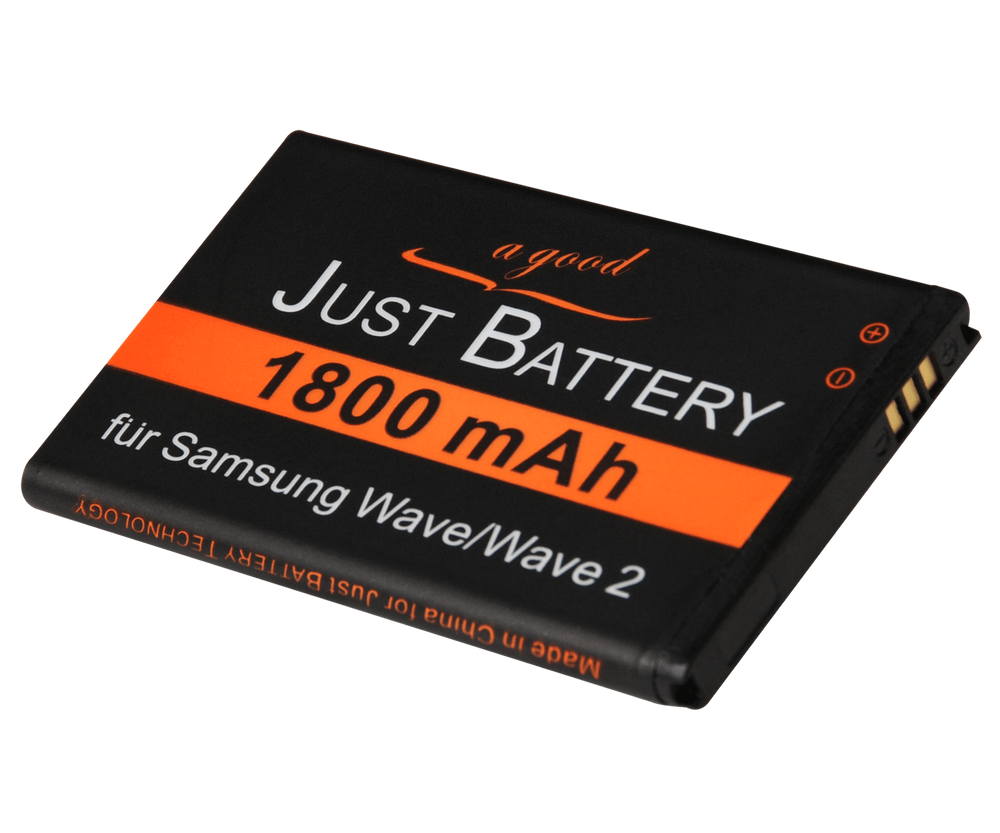 Akku für Samsung Wave GT-s8500