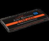 original JuBaTec Akku für Samsung Galaxy S5 GT-i9600 mit NFC und 3100 mAh ersetzt EB-BG900BBC