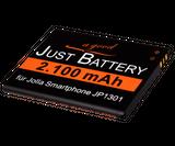 Akku für Jolla Smartphone JP-1301