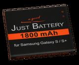 1800 mAh original JuBaTec Akku für Samsung B7350 Omnia PRO 4 ( EB-575152VU )