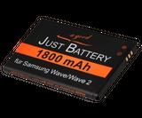 Akku für Samsung Omnia Lite GT-B7300