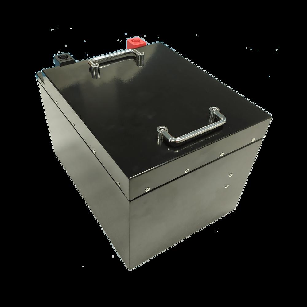 LiFePO4 Akku 24V 300Ah mit BMS (Batterie Management System)