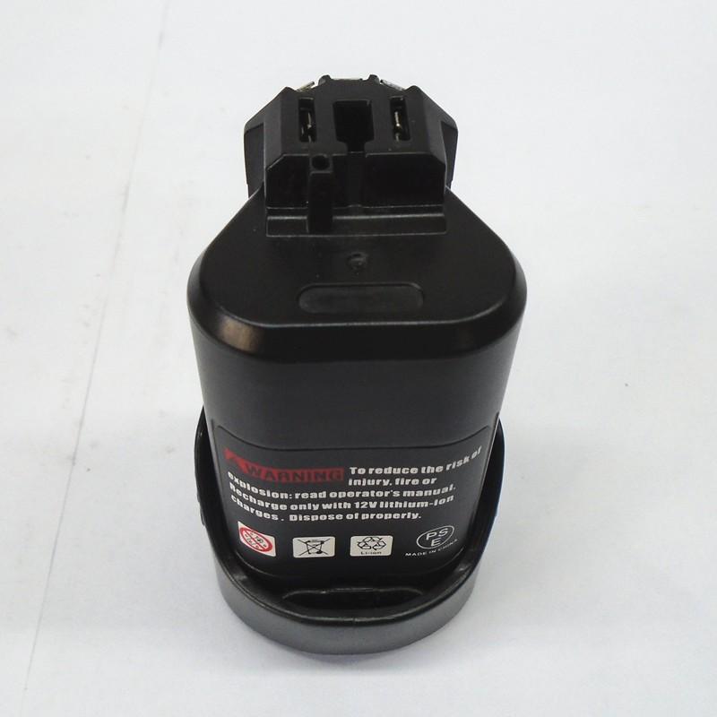 Akku passend für Bosch GSR GDR GOP GWI GSA GLI GSB GWB - Serie mit 10,8V 1,5Ah Li-Ion